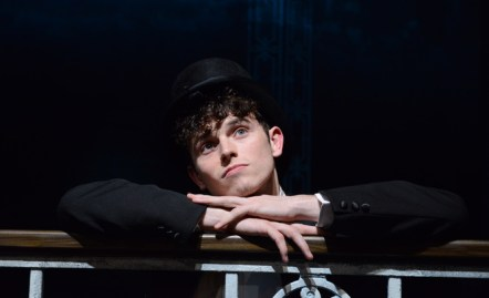 9. Charlie Stemp as Arthur Kipps Photo by Michael Le Poer Trench