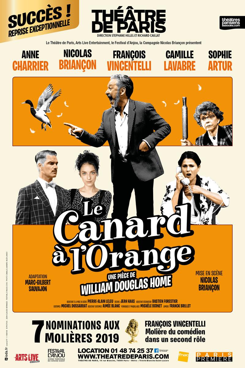 le canard a l'orange 8/10 - YouTube