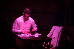 Robert Mollosi as Eugene. Photo Credit: Peter Liu.