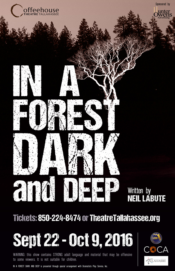 In a Forest Poster