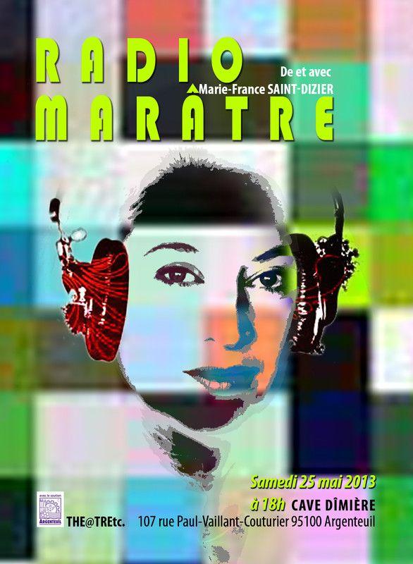RADIO MARÂTRE se produit sur Argenteuil