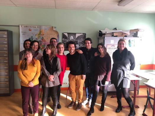 Sensibilisation au Handicap lors de la SEEPH au Conseil Départemental du Loir-et-Cher.