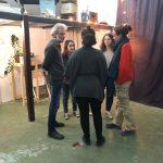 animer des ateliers de théâtre à distance c'est possible et ca marche théâtricité anime des ateliers pour accompagner les entreprises à l'après crise sanitaire du coronavirus covid 19 pour prévenir les RPS risques psychosociaux au travail atelier à la maison de l'écologie de lyon