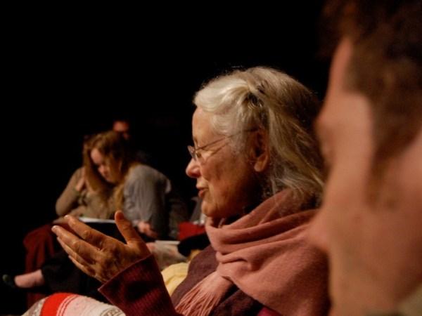 Ellen Geer Acting Intensive