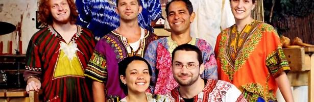 Masanga Marimba Ensemble