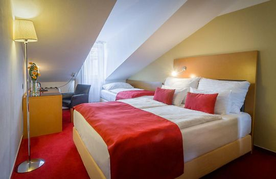 Hotel Theatrino Prague