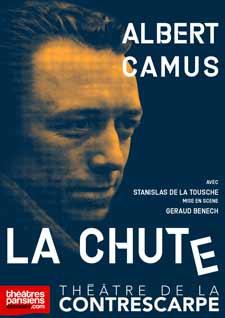 La chute d'Albert – Camus –  (64) Saint Pée sur Nivelle