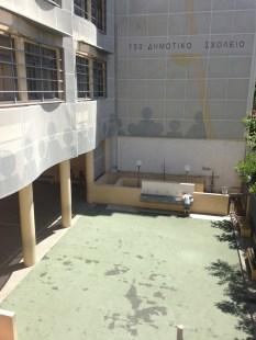 Οι νέες εγκαταστάσεις είναι δομημένες σε αρμονική σχέση με το νεοκλασικό κτίσμα.