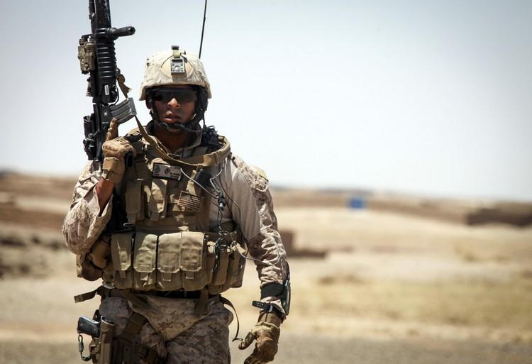 Soldat US en Afgha 10