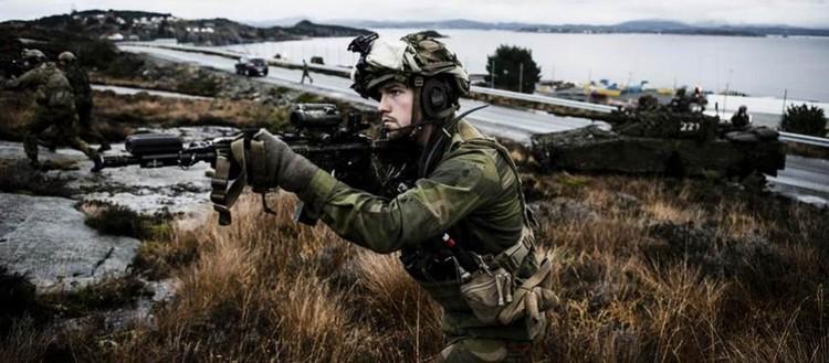 Soldat norvégien