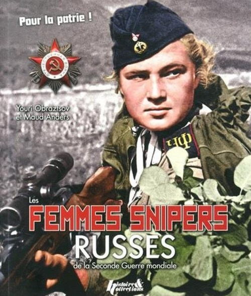 Femmes snipers russes