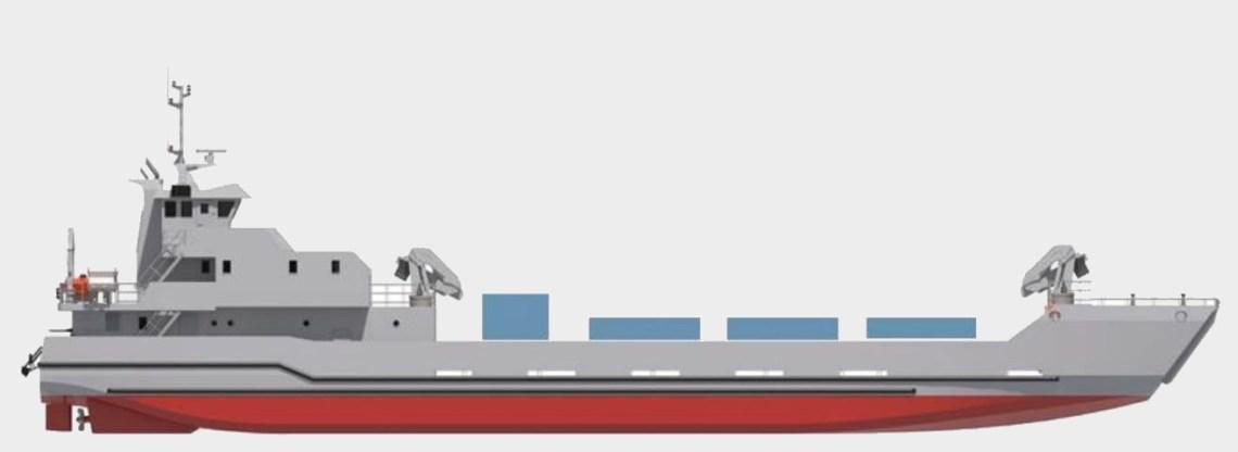 Barge Piriou 2