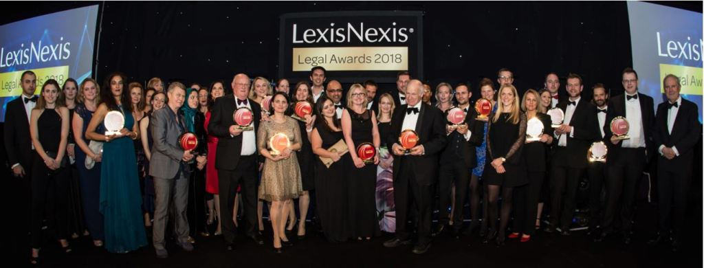 LexisNexis 2018 Awards