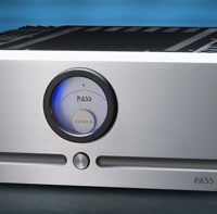 Pass Labs amplifier