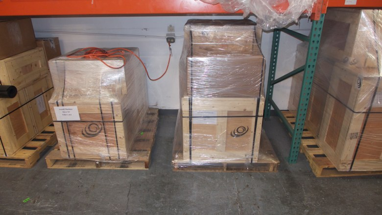 boxes for shipment