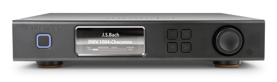 Aurender A100 Network Music Server and Streamer