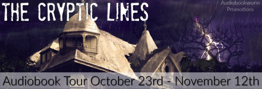 Cryptic Lines Banner