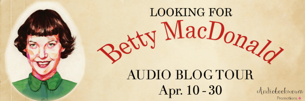 Looking For Betty MacDonald Banner