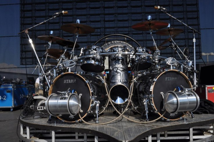 ZZ-top-new-drum-set