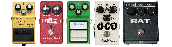 overdrive-pedals