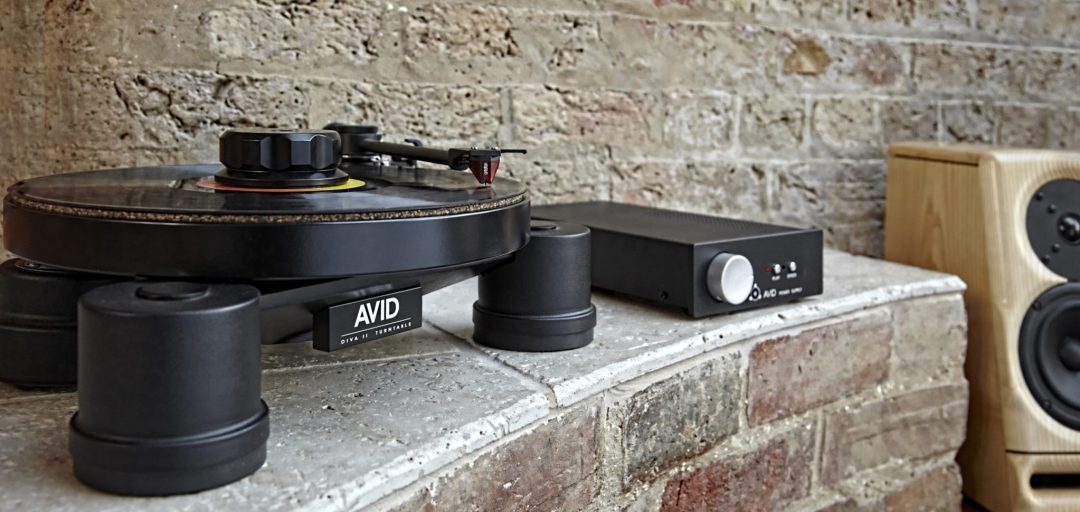 AVID HI-FI: It all began with vinyl...