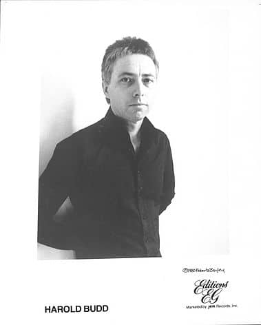 Harold Budd..photo from promoarchive.com/ Photofeatures....