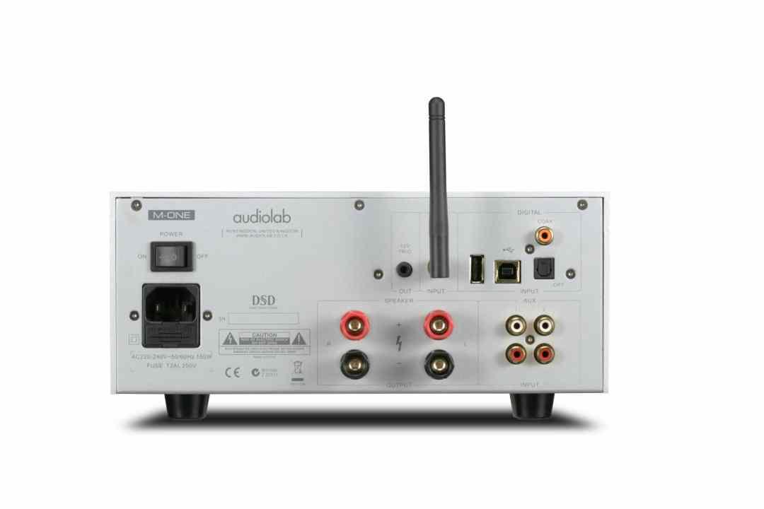 Audio lab M-ONE