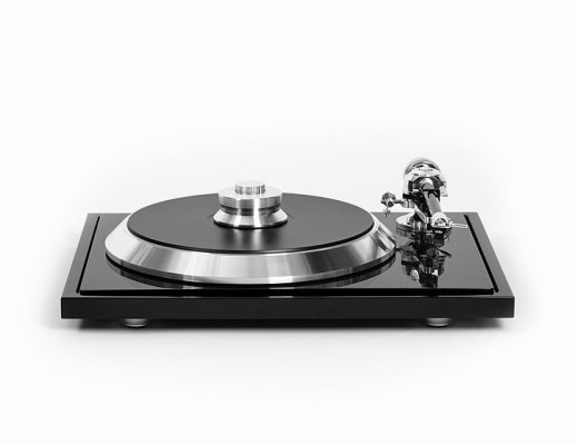 RT83 Turntable From Fluance - The Audiophile Man