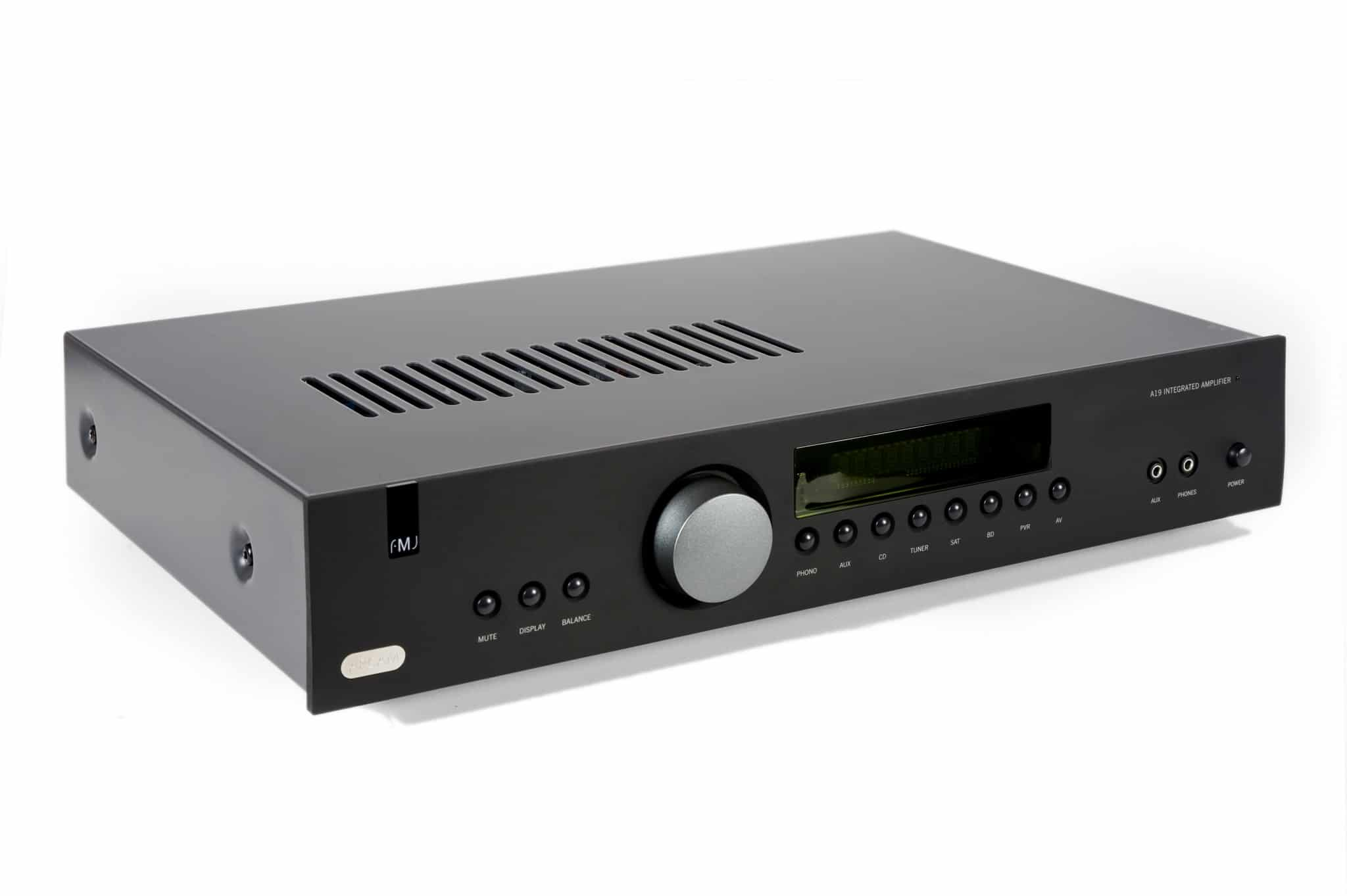Arcam FMJ A19: The heart of a vinyl system? - The Audiophile Man