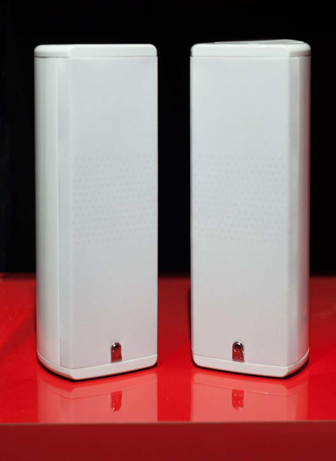 Revel M8 white