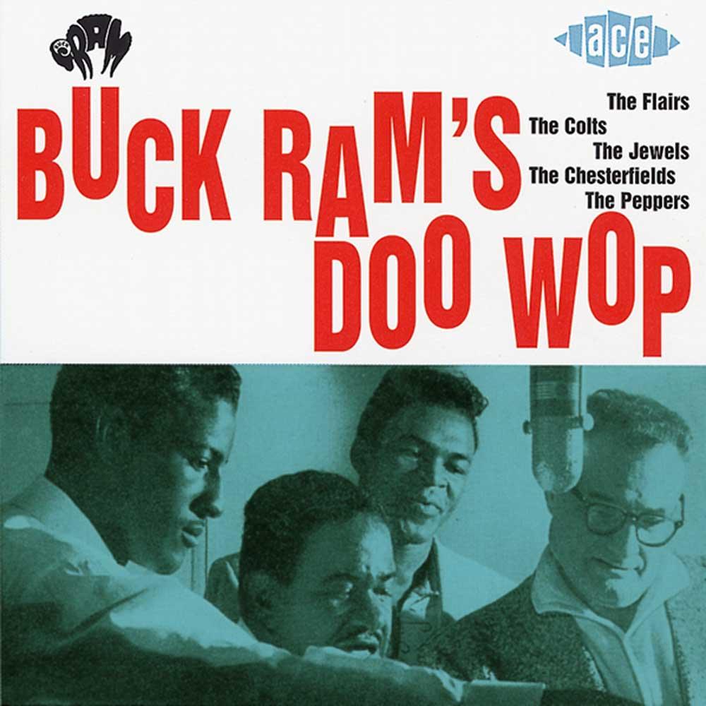 BuckRamsDooWop-CDCHD