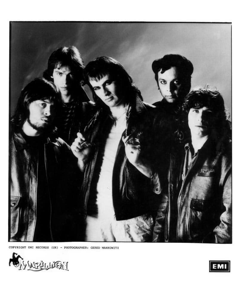 Marillion - Promo-Photo Collection 15