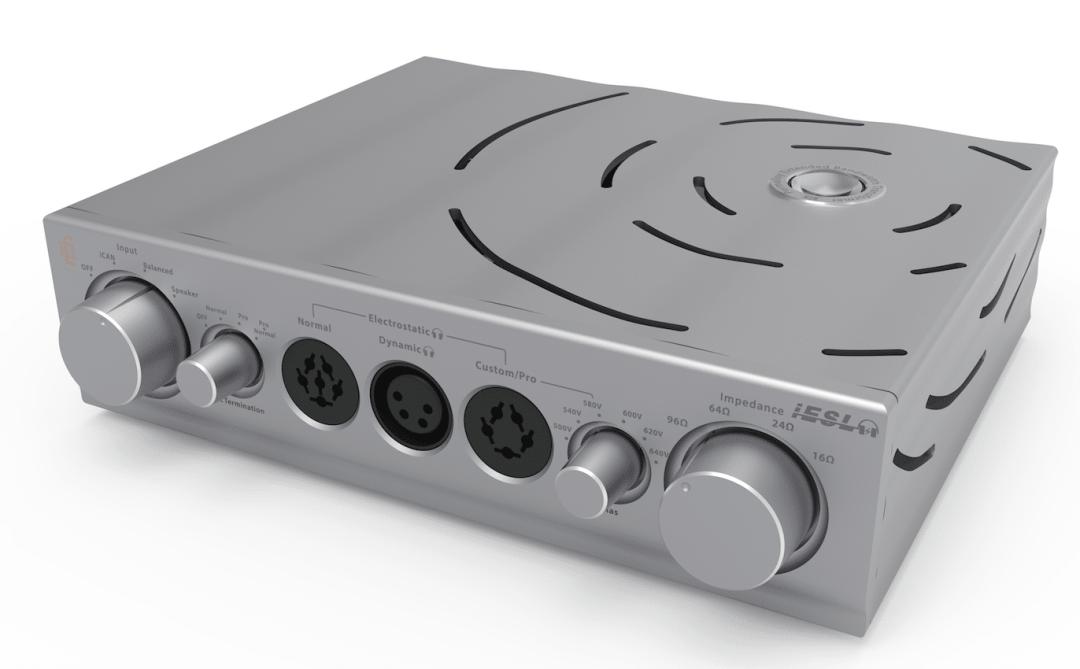 iFi Pro iESL: An Energiser for Electrostatic Headphones