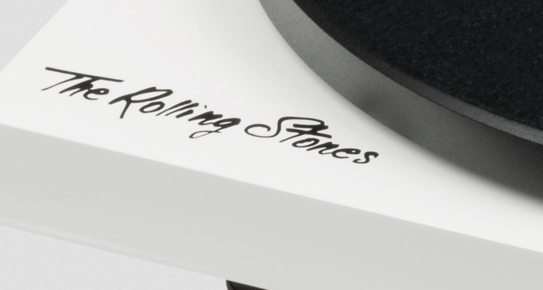 Pro-Ject Rolling Stones Turntable
