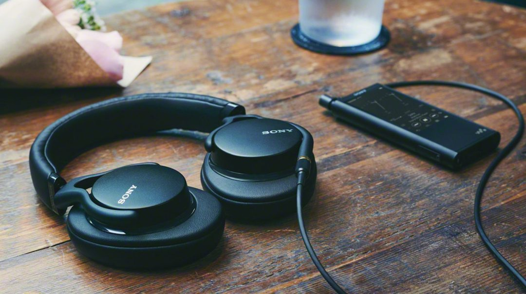MDR-1AM2 Headphones from Sony: With a New 40mm driver