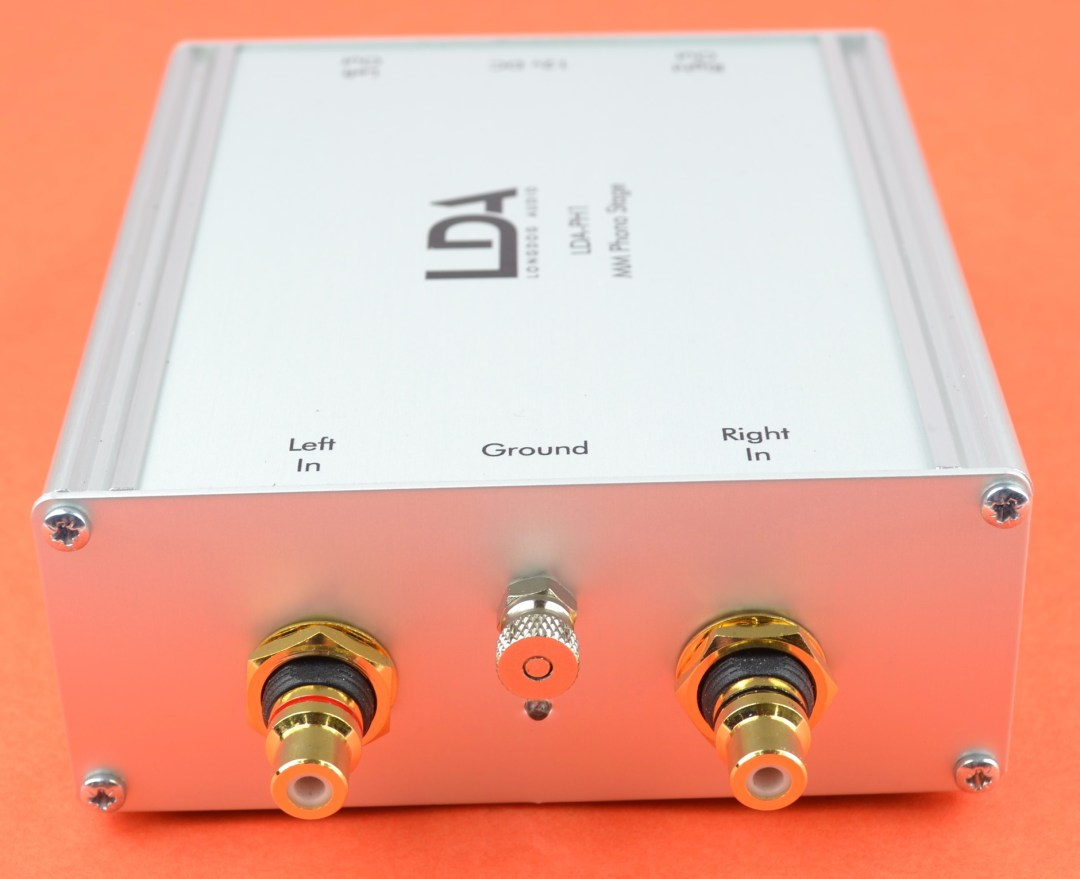 PH1 Moving Magnet Phono Stage from Longdog Audio