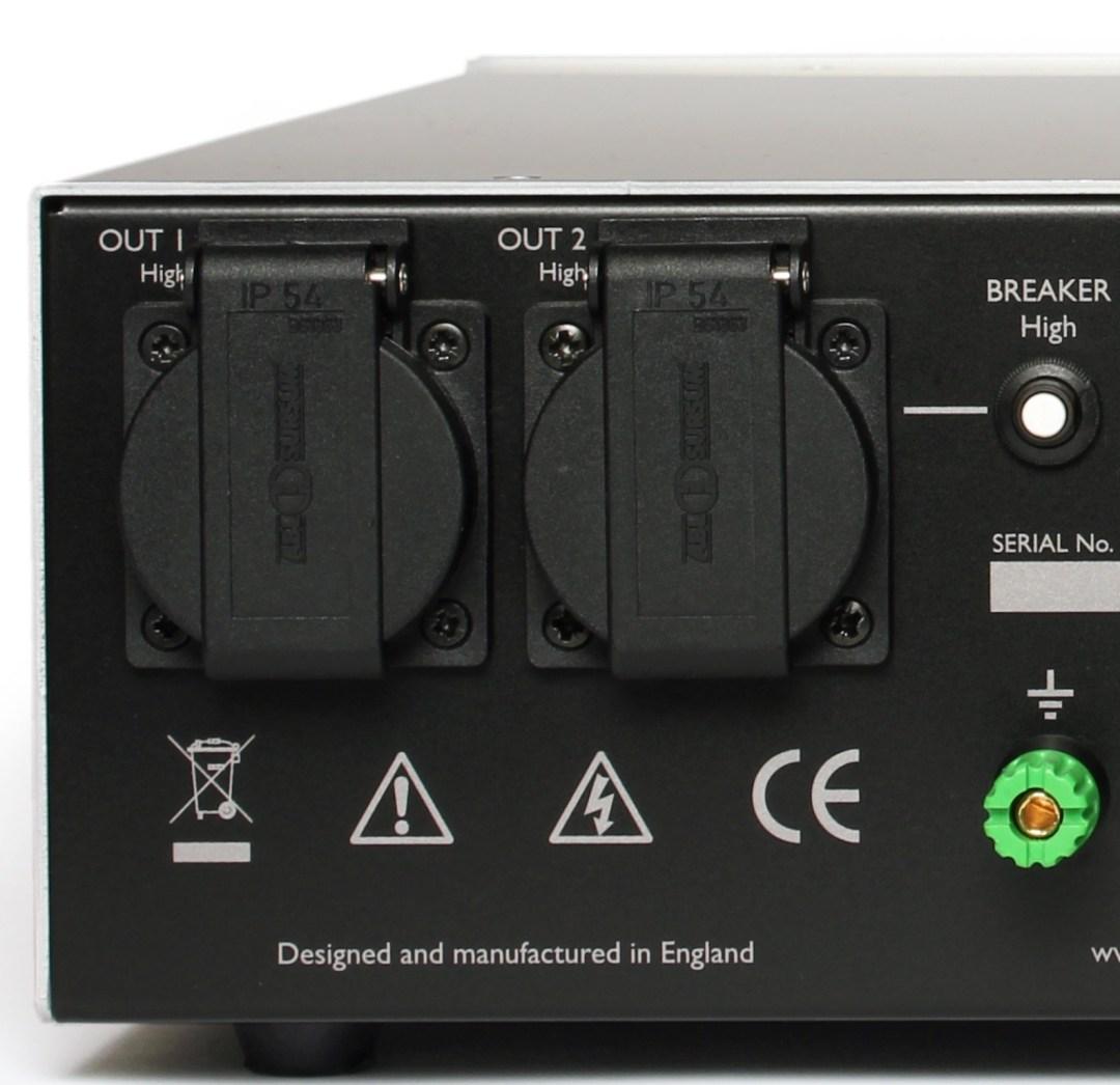 ISOL-8 SubStation IntegraMains Conditioner