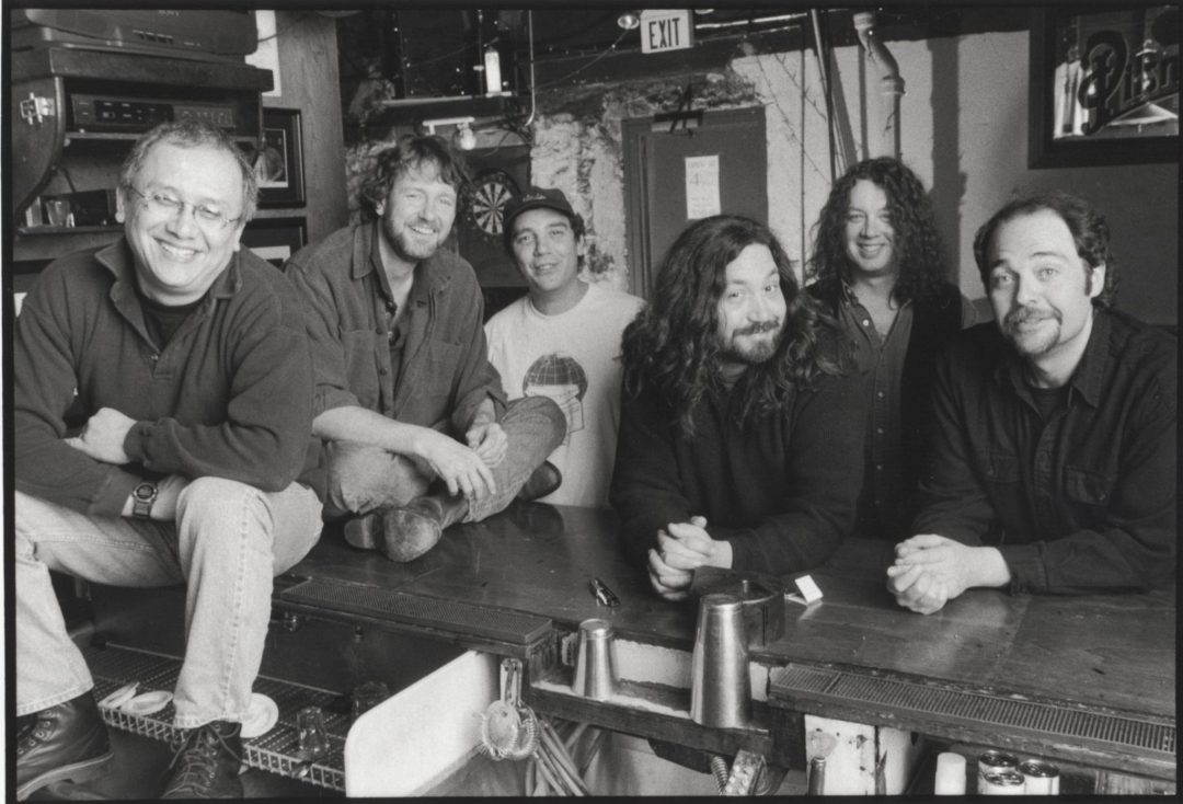 Widespread Panic: On The Road Again