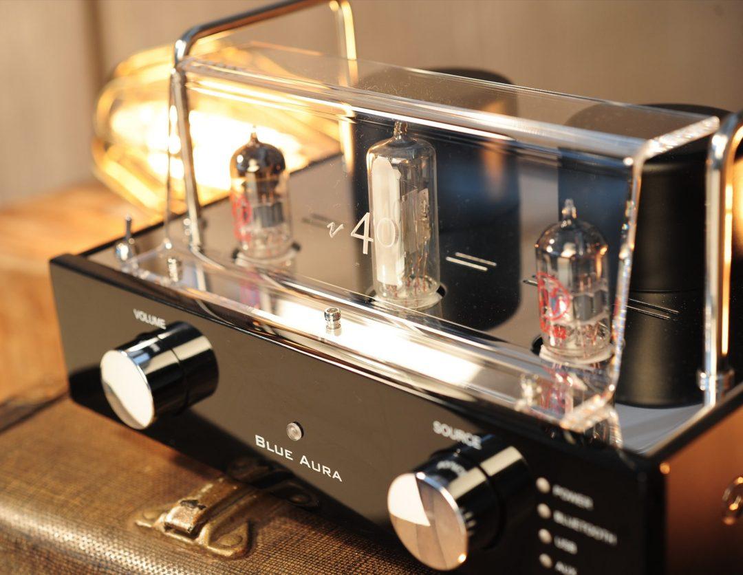 Blue Aura Blackline v40 amplifier: Valves and Bluetooth