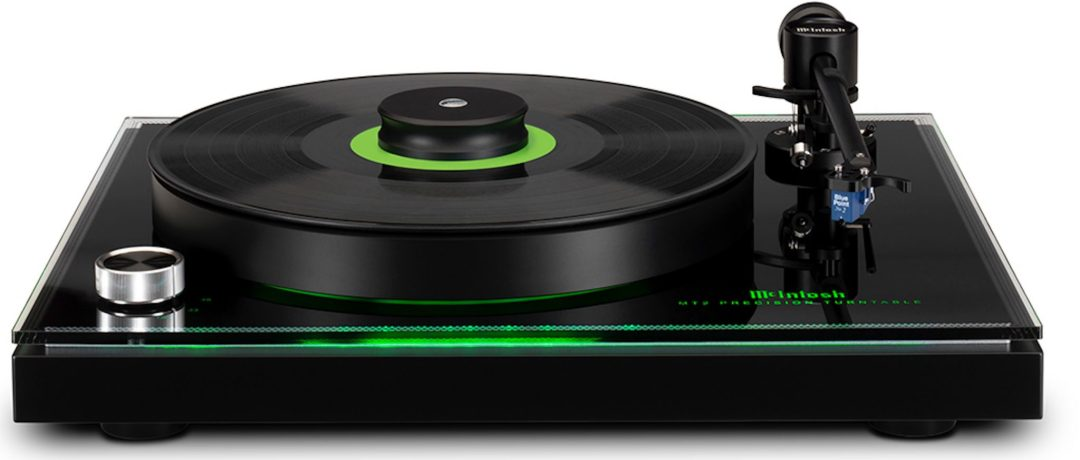 MT2 Turntable From McIntosh: The Entry Level