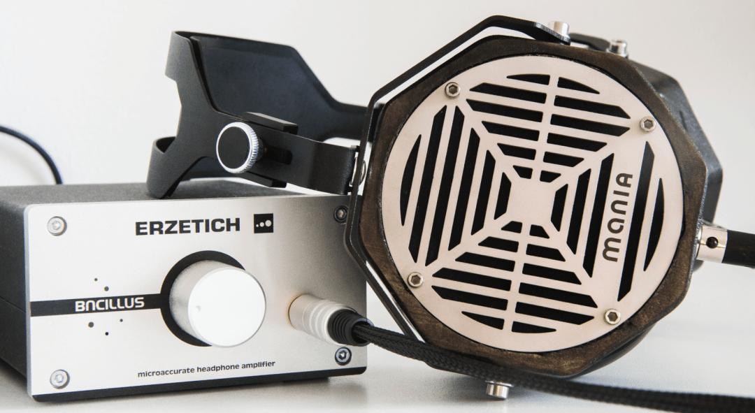 Phobos & Mania Headphones from Erzetich Audio