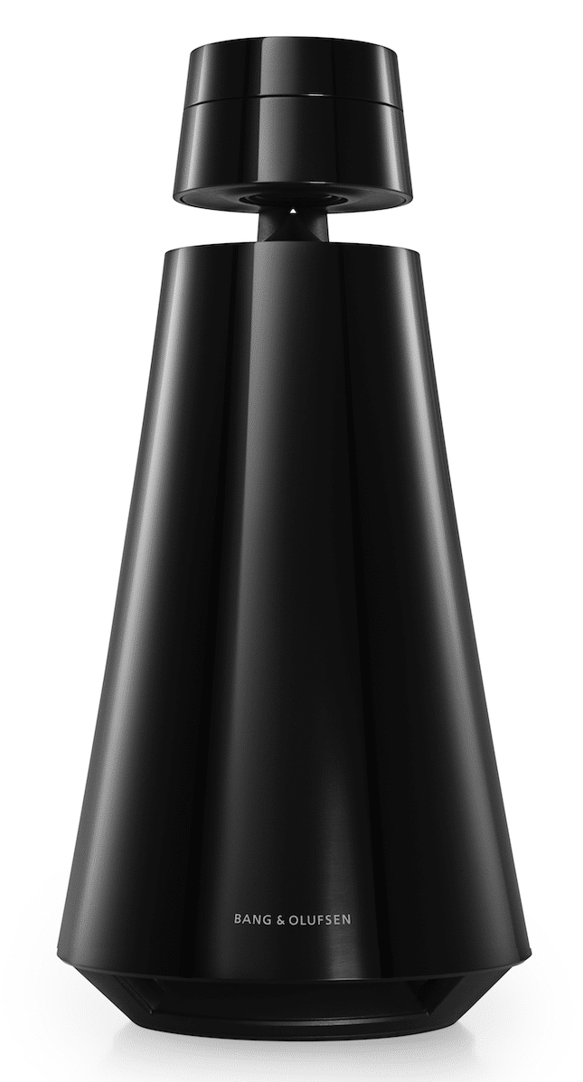BeoSound 1 Piano Black From Bang & Olufsen