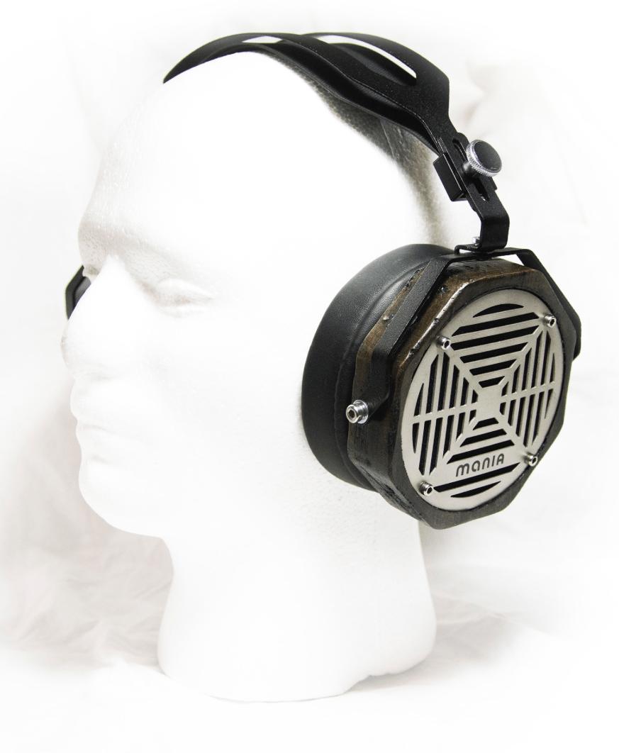 Mania headphones from Erzetich