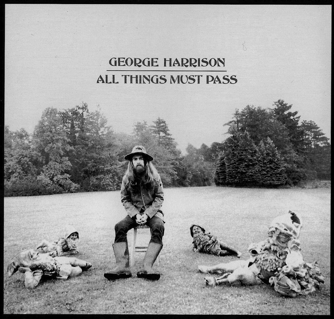 GEORGE HARRISON VINYL BOX SET: THE ULTIMATE REVIEW