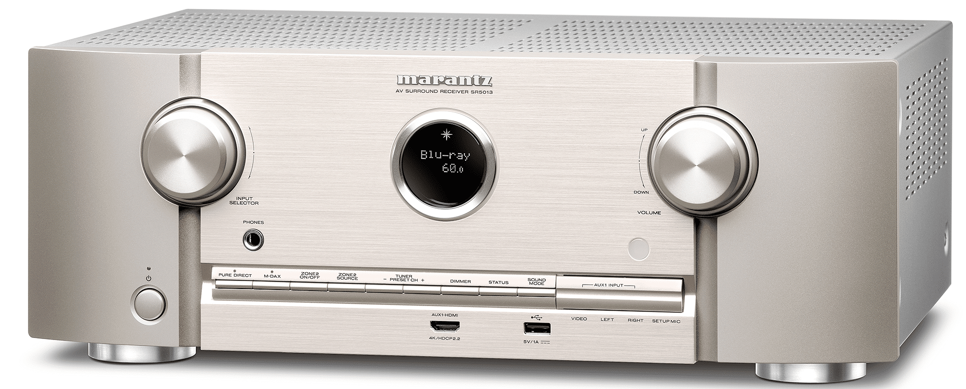 SR6013 and SR5013 Receivers From Marantz - The Audiophile Man