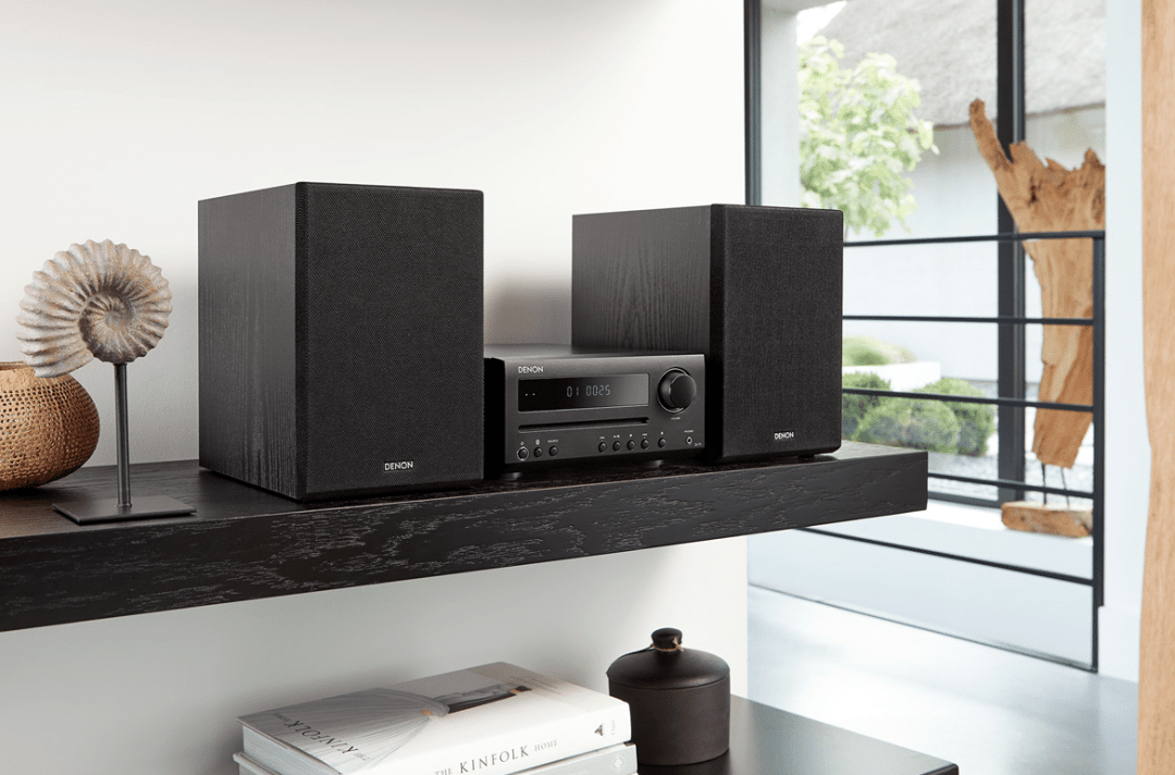 D-T1 compact system From Denon