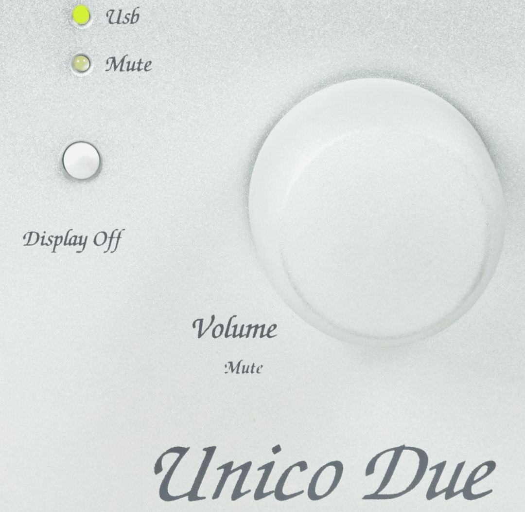 Unico Due Amplifier From Unison Research
