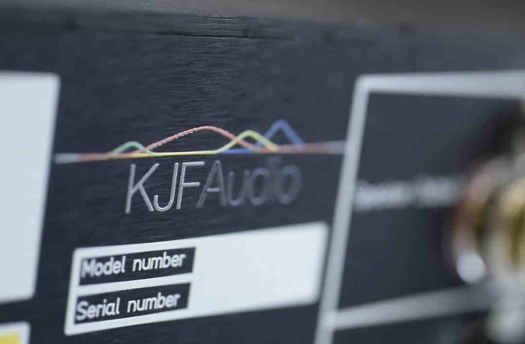 MA-01 Amplifier From KJF Audio