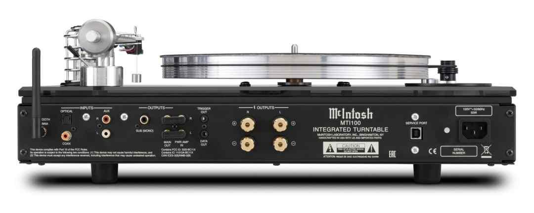 MTI100Turntable...Just Add Speakers