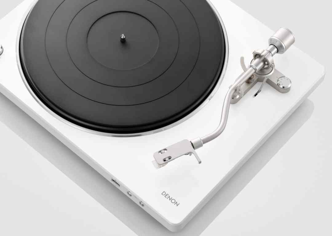 DP-400 and DP-450USB Turntables from Denon - The Audiophile Man